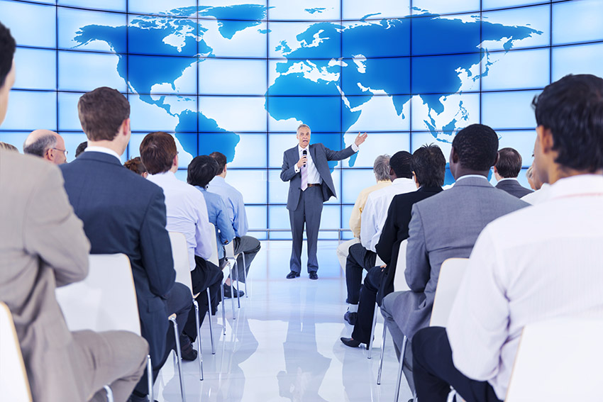 getting started with public speaking