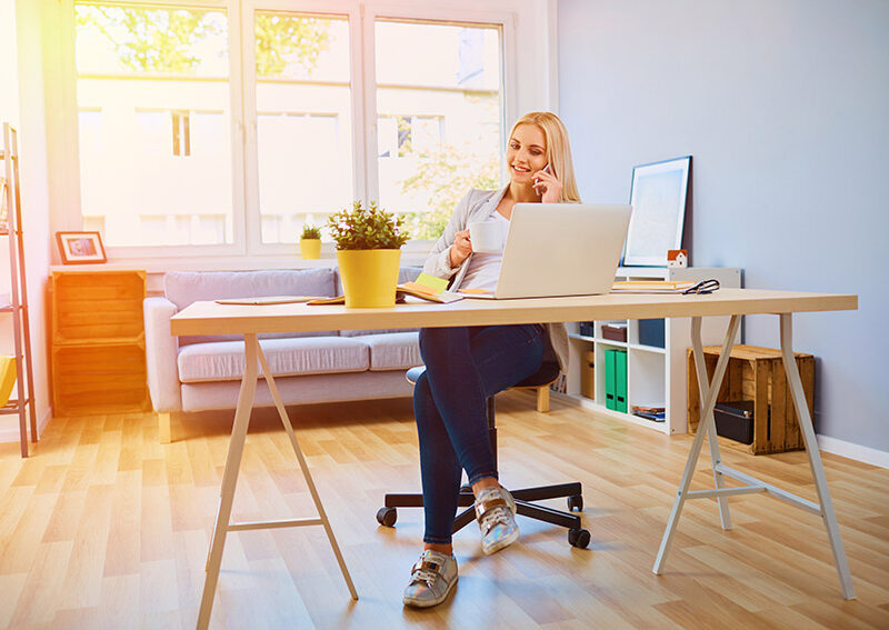 9 Top Tips for Working from Home Successfully