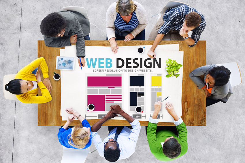 5 keys to create a great business website